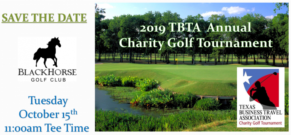 2019 TBTA Golf Tournament Logo